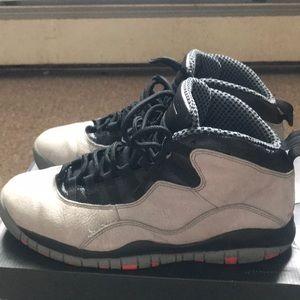 Jordan Retro 10 aka Cool Grey 10s